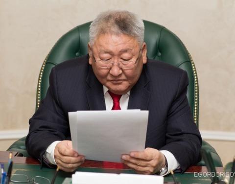 Указом Егора Борисова в Якутии будет сформирован Центр управления изменениями