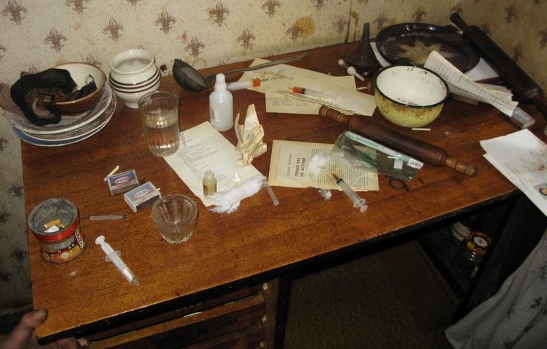 За содержание наркопритона жительница Якутска получила 10 лет колонии