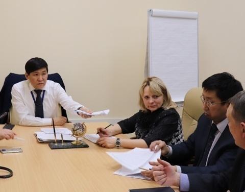 В Правительстве Якутии проведён приём гражданина по обращению о возрождении села Чекуровка