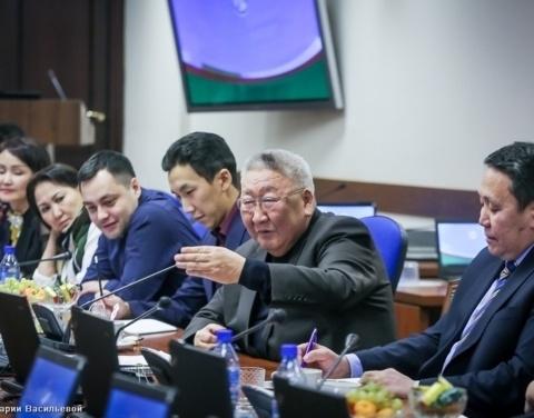 Представители СМИ поддержали идею главы Якутии об учреждении регионального почётного звания для журналистов