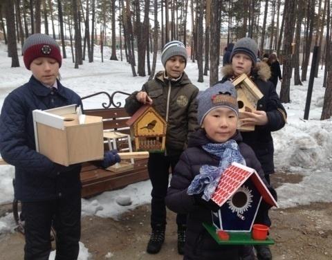 В Якутии стартовала акция «Поможем зимующим птицам»