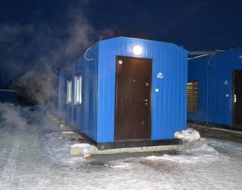 Электроснабжение поселка Березовка восстановлено