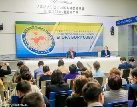 Егор Борисов в ходе большой пресс-конференции ответил на резонансные вопросы