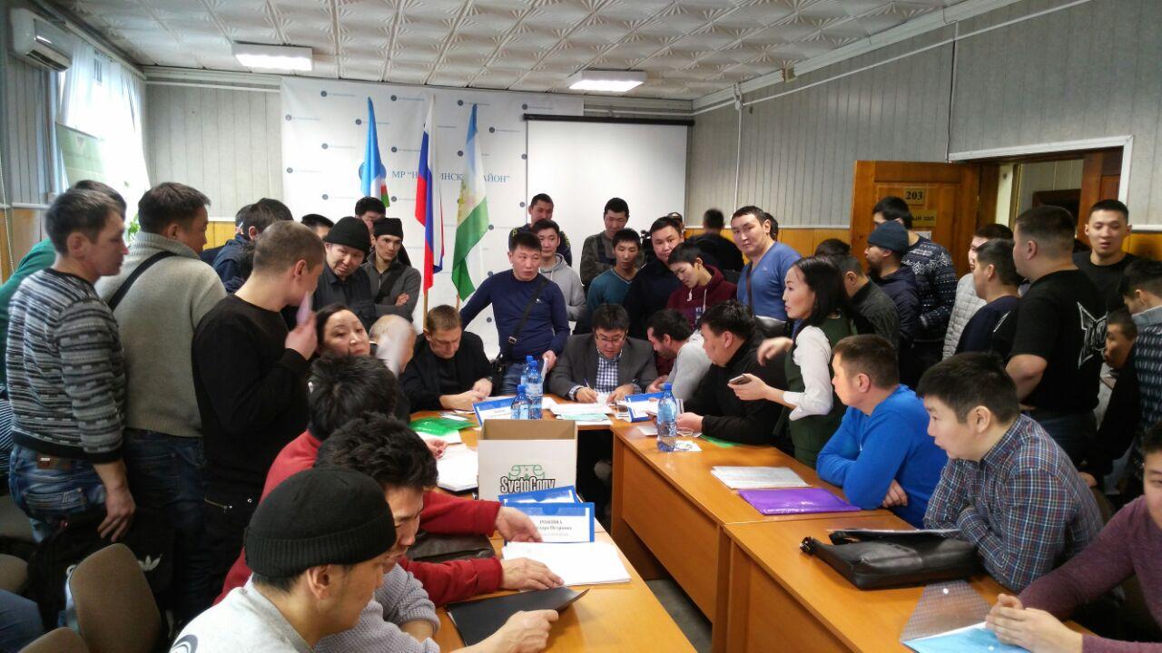 В Нюрбинском и Сунтарском улусах прошли подготовительные переговоры по привлечению местных кадров в проекты АК «АЛРОСА»