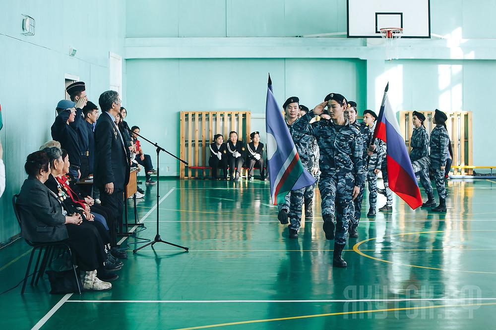 Год новаторства: В Якутске стартовала эстафета благотворительной акции «Корзинка добра» по школам города