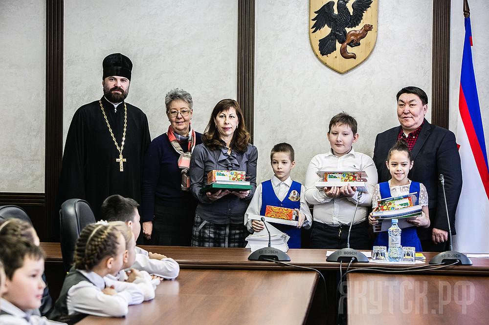 В Якутске подвели итоги городской олимпиады по основам православной культуры