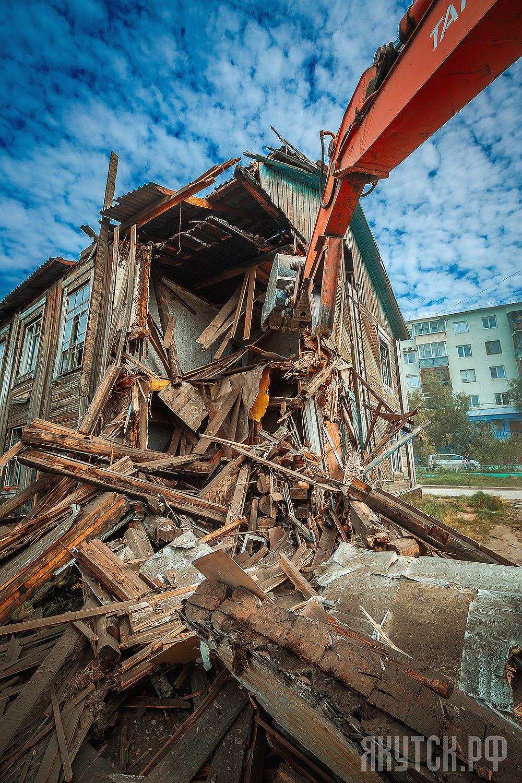 Якутск успешно завершил программу «Переселение граждан из аварийного жилья»