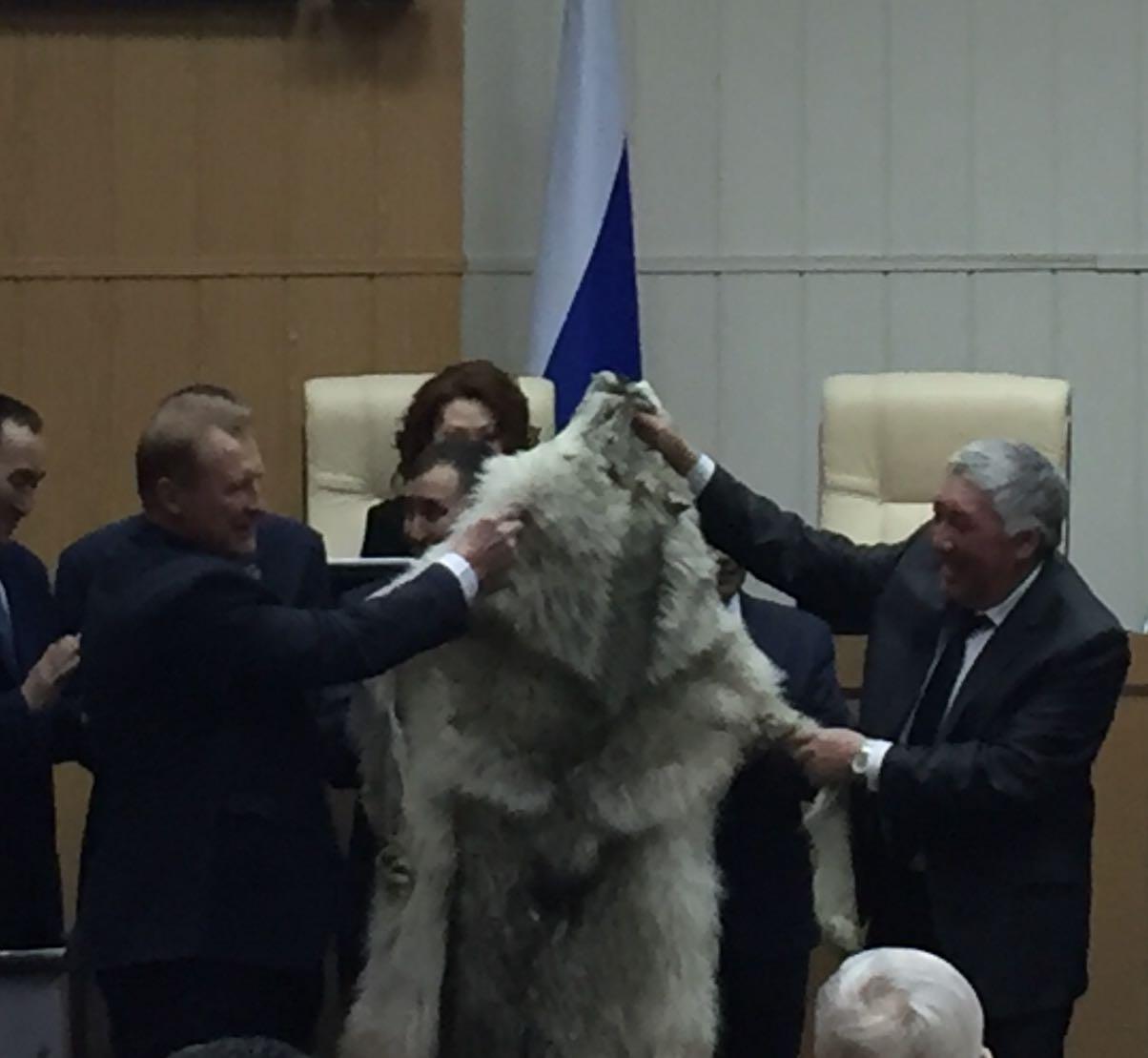 Мандат за волчью шкуру, или в Ил Тумэне объявлена старт-продажа депутатских мест?