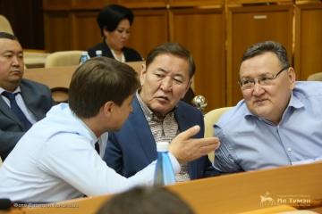 Парламентарии поддержали поправки, вносимые в терминологию федеральных законопроектов о коренных народах Российской Федерации