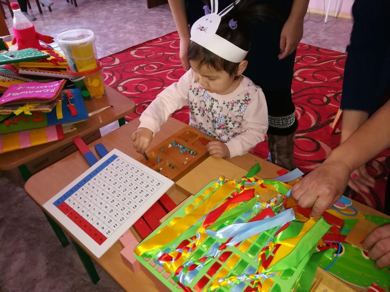 Детский садик  «Малышок» — садик нового времени