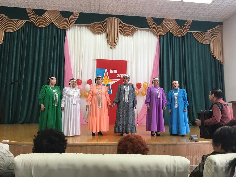 В Якутске продолжается благотворительная акция «Старость в радость!»