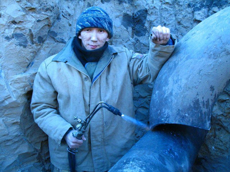 «Сахатранснефтегаз» в лицах: Талантливый сварщик — Дьулустан Федоров