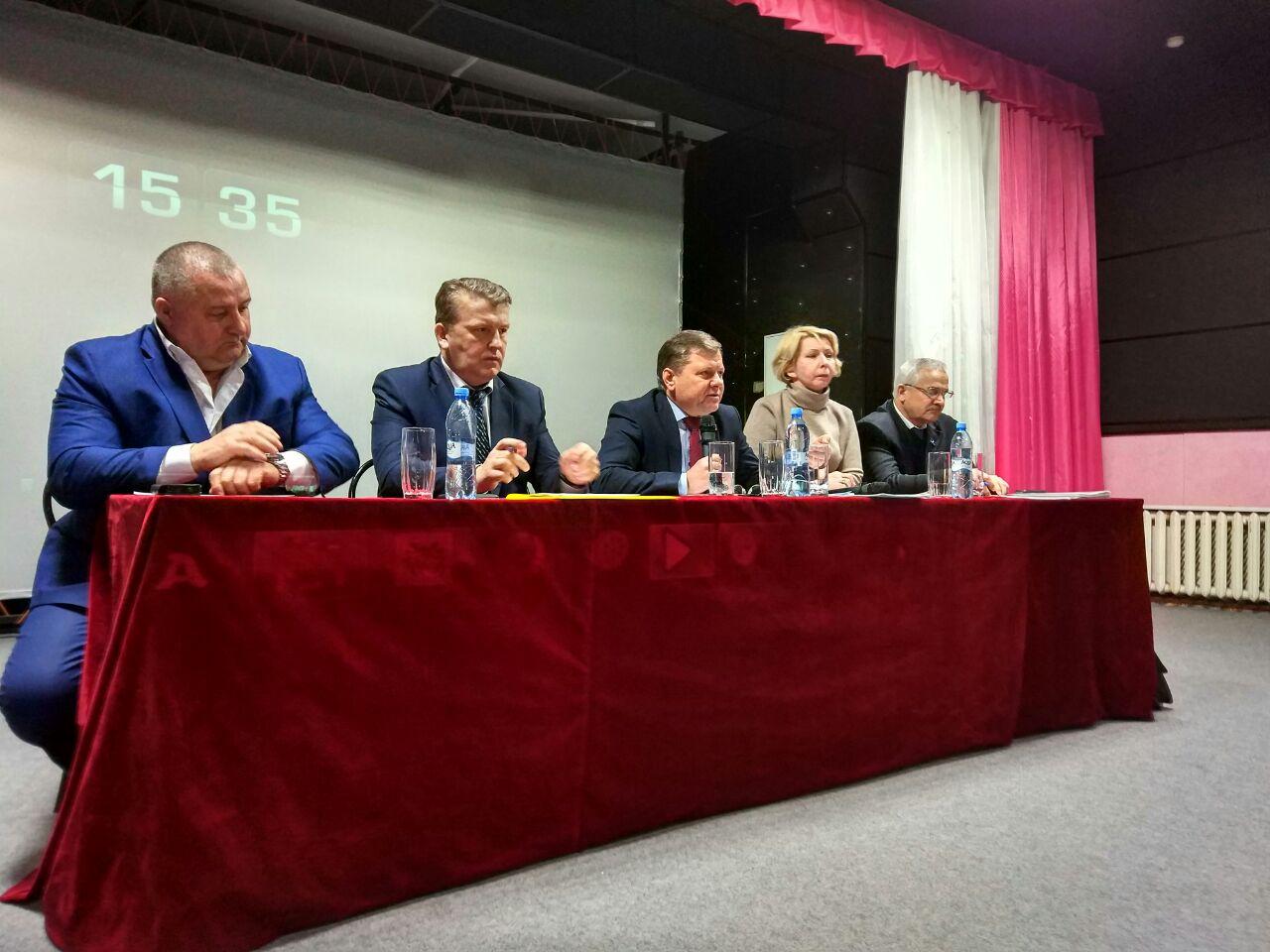 Ольга Балабкина с рабочим визитом посетила Алданский район