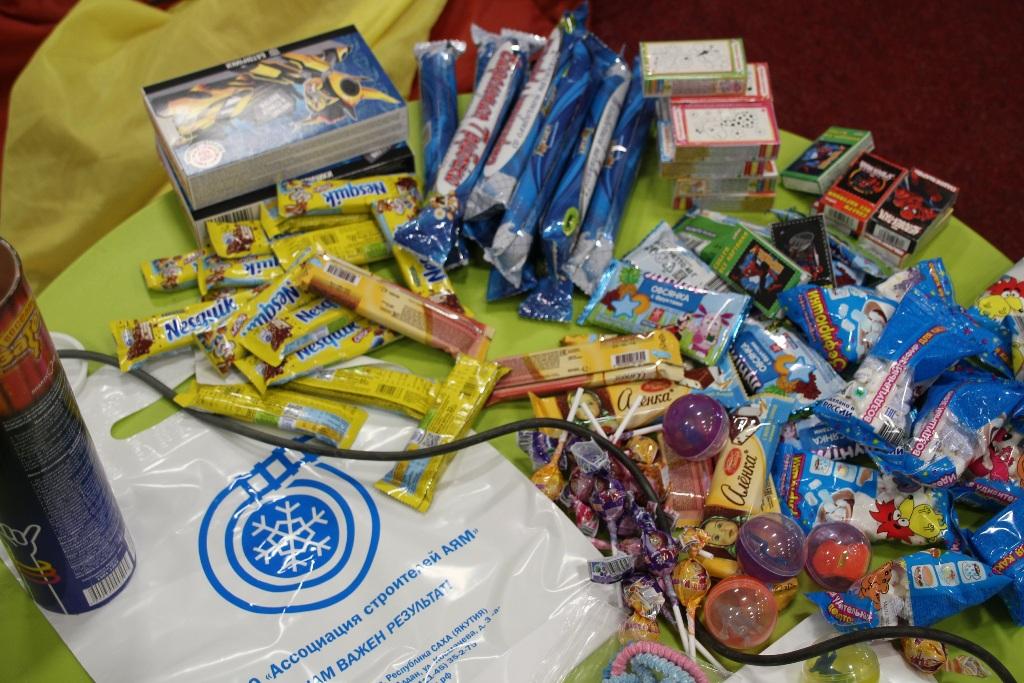 Ассоциация АЯМ подготовила праздник для Алданской детворы