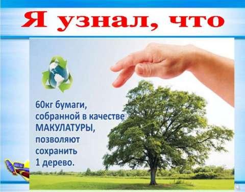 В Якутске среди школ проводится экологический конкурс по сбору макулатуры