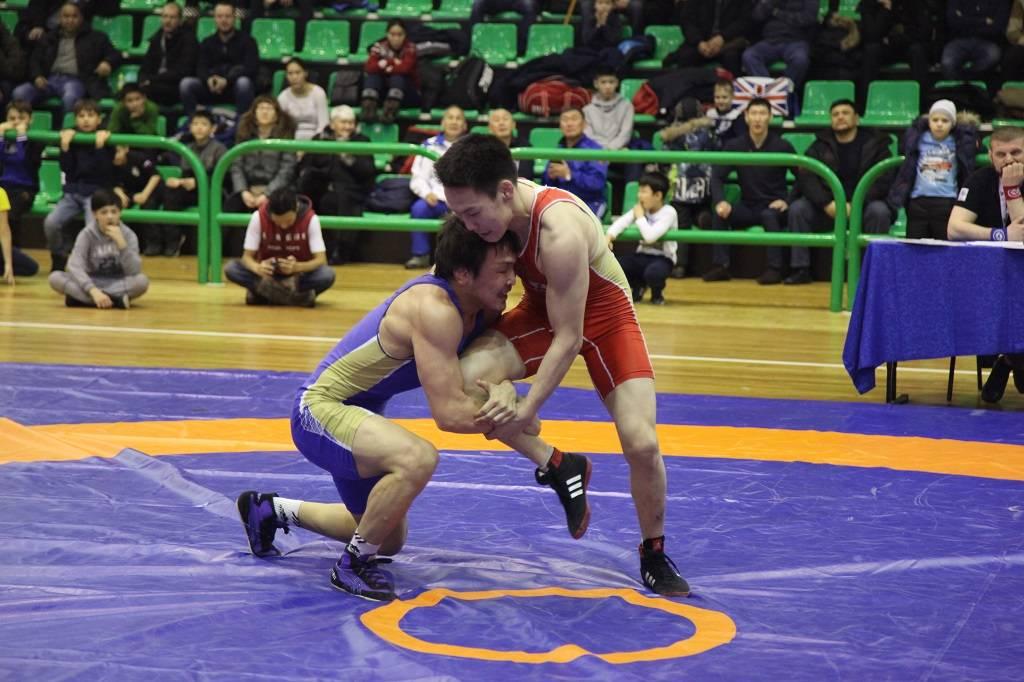 Якутские борцы завоевали 8 золотых медалей чемпионата Дальнего Востока