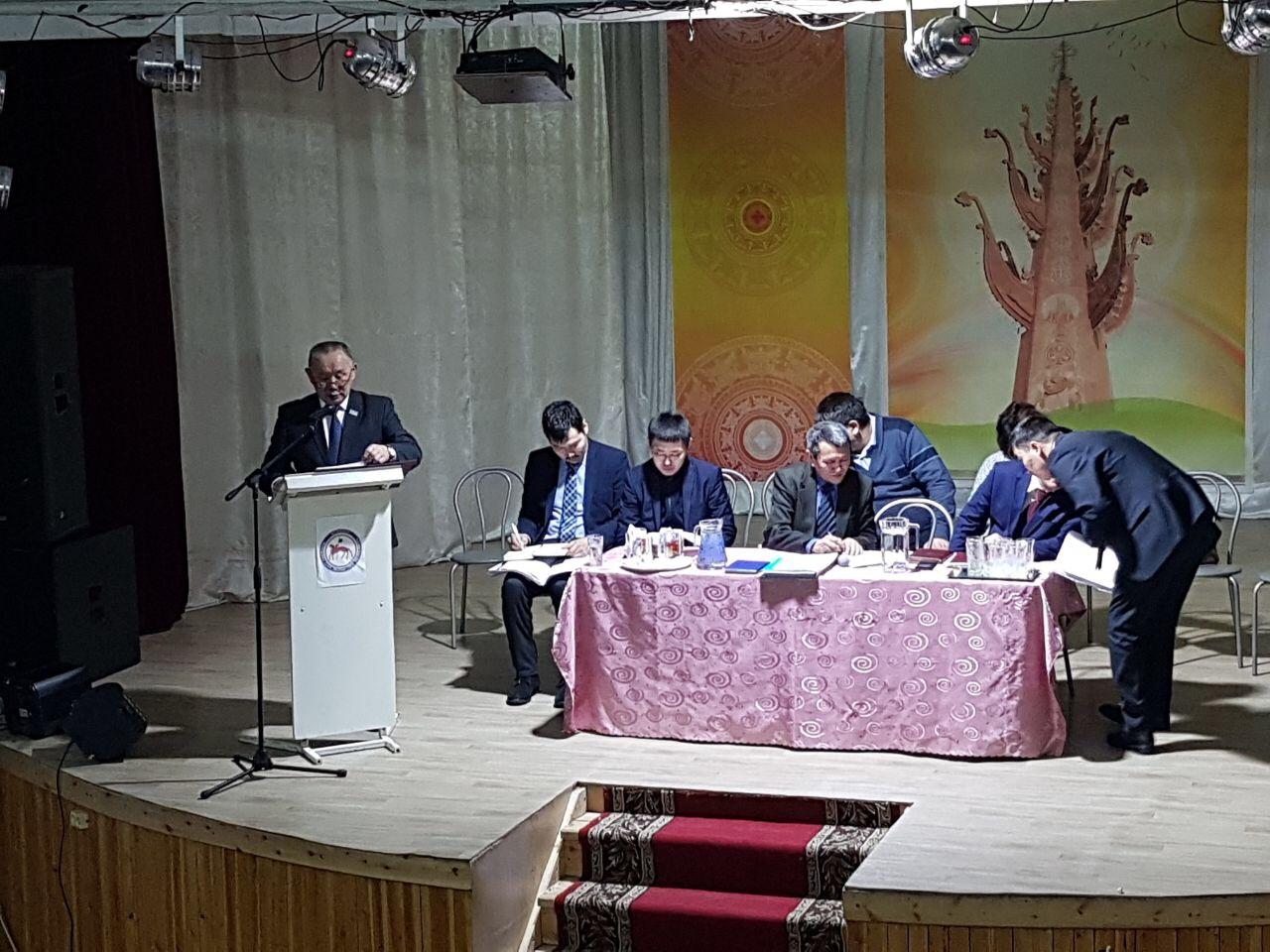 В наслегах Нюрбинского района проходят отчеты исполнительной государственной власти республики