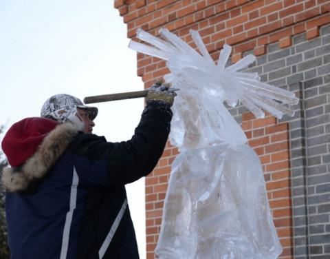 Ледовый городок появится в парке «Ленские столбы» в Якутии