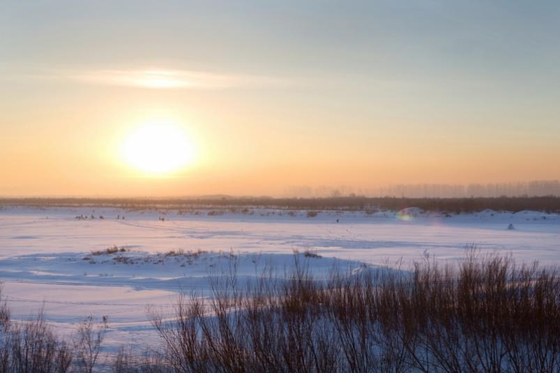 Жителей Якутска ждут теплые выходные