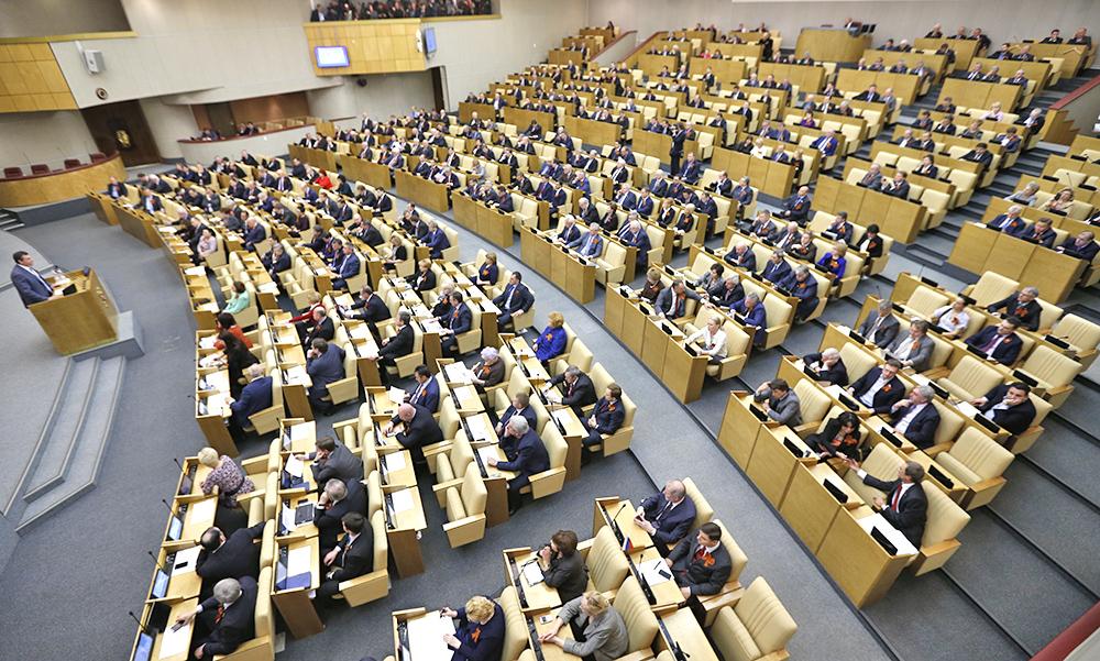 Госдума приняла закон о безрезультатных поисках «алиментщиков»