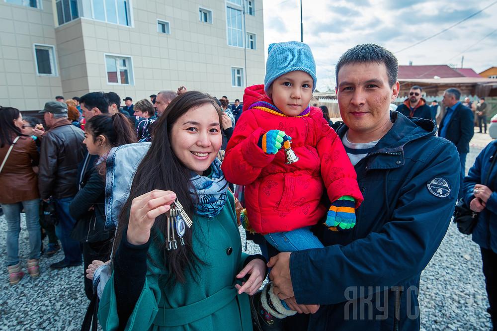 В Якутске продолжается реализация подпрограммы «Обеспечение жильем молодых семей»