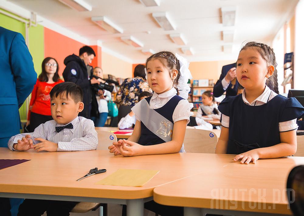 Народная программа: В течение пяти лет в Якутске планируют создать 12 тысяч школьных мест