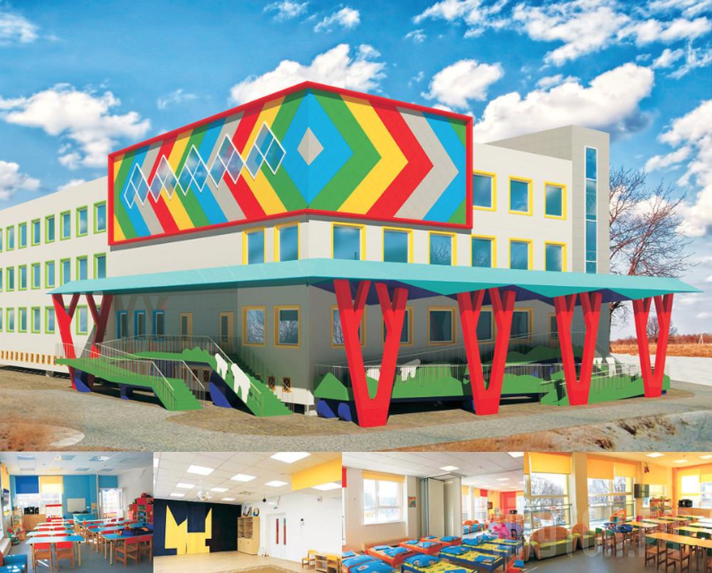 В Якутске строится 12 социальных объектов