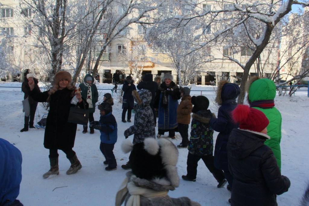 В Якутске продолжается фестиваль городской среды «Выходи гулять»