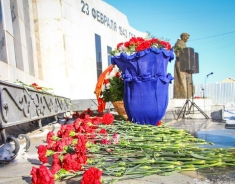 В Якутии празднуют День защитника Отечества