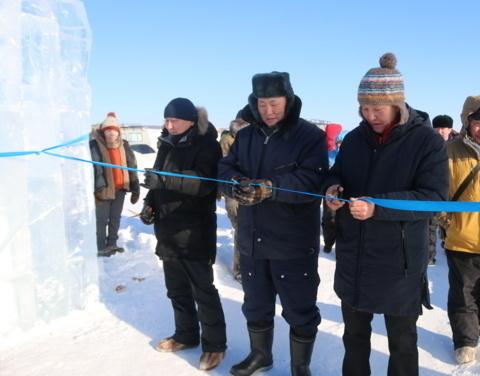 В Природном парке «Ленские столбы» официально открыт зимний турсезон