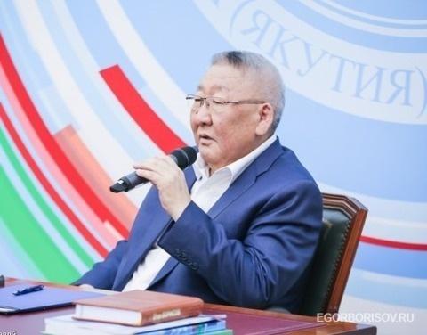 Егор Борисов провел ежегодную встречу со своими доверенными лицами