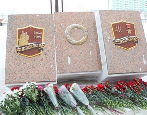 Егор Борисов: «Мы свято чтим имена всех героев Сталинграда»