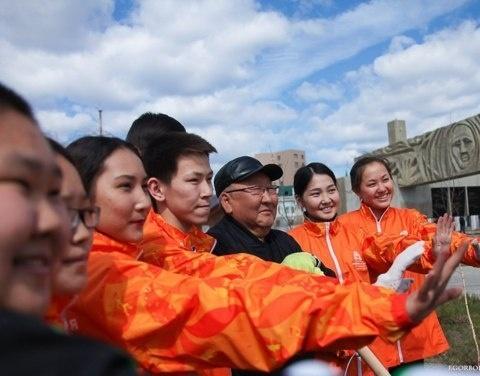 Власти Якутии утвердили План мероприятий Года добровольца