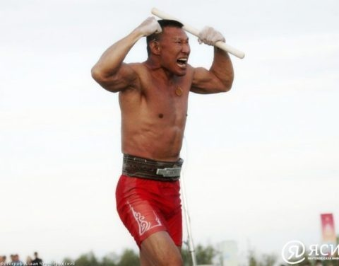 Исторический момент: В Якутии появились первые мастера спорта России по мас-рестлингу