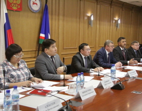 В Якутске обсуждают вопросы энергообеспечения республики
