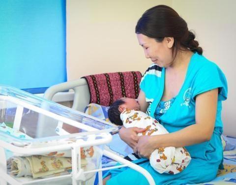 Порядок выплат за первого ребёнка будет устанавливать Минтруд России