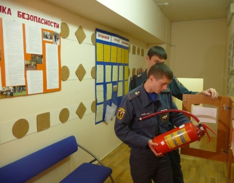 В Якутии будут проведены внеплановые проверки пожарной безопасности на объектах массового скопления людей