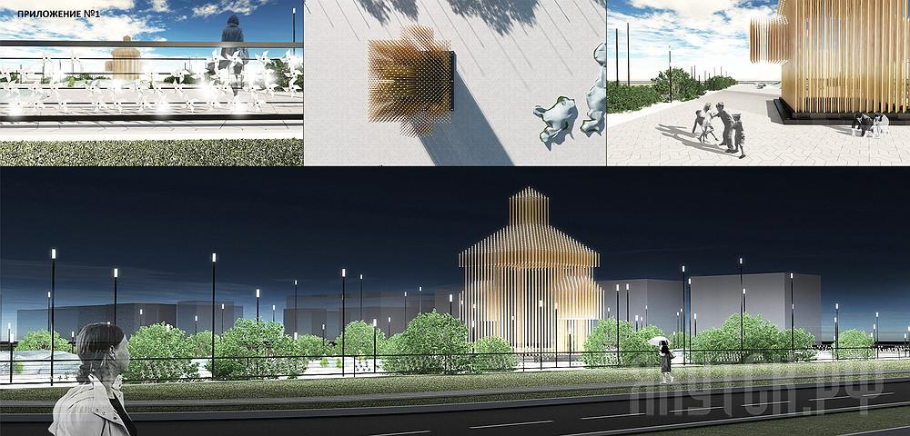 Проект «Ворота Якутска» — победитель рейтингового голосования