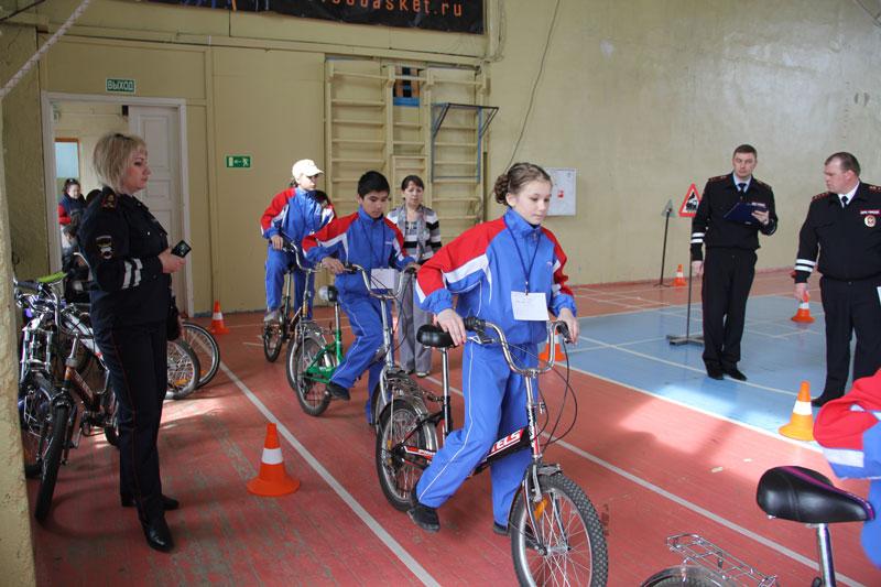 Для школьников Якутска пройдет городской конкурс «Безопасное колесо»