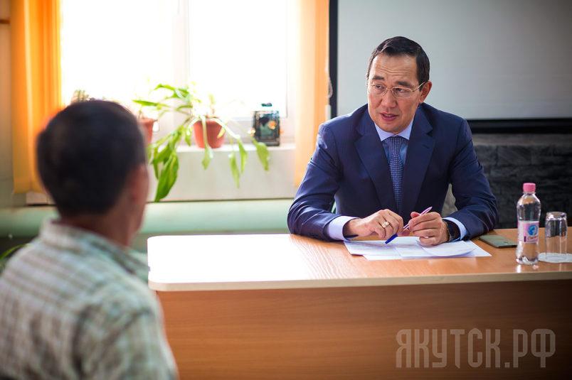 Мэрия LIVE: Айсен Николаев расскажет о развитии территории города Якутска