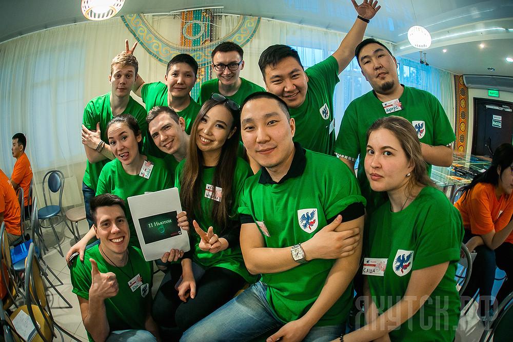 В Якутске подвели итоги VI деловой игры «Молодежь – энергия развития города Якутска»