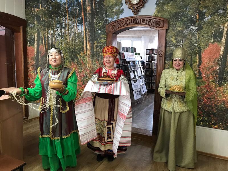 Дни Ассамблеи народов Якутии и Дома дружбы народов в Олекминске