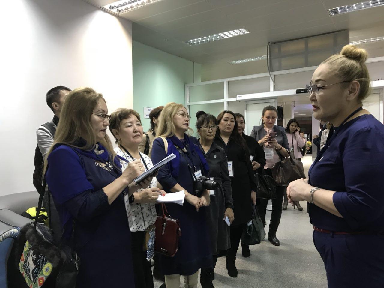 Аэропорт «Якутск» принял участников фестиваля «Пресса земли Олонхо»