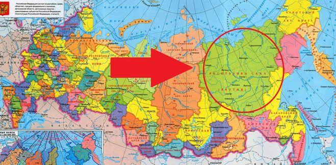 Якутия — барометр политического настроения всей России, или Якутия — Россия в миниатюре