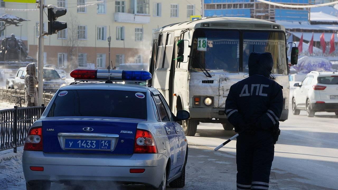 В Якутии начались массовые проверки таксистов