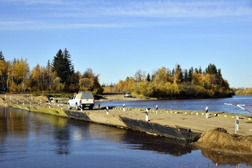 Мост через реку Тюкян на автодороге «Вилюй» построят к 2020 году