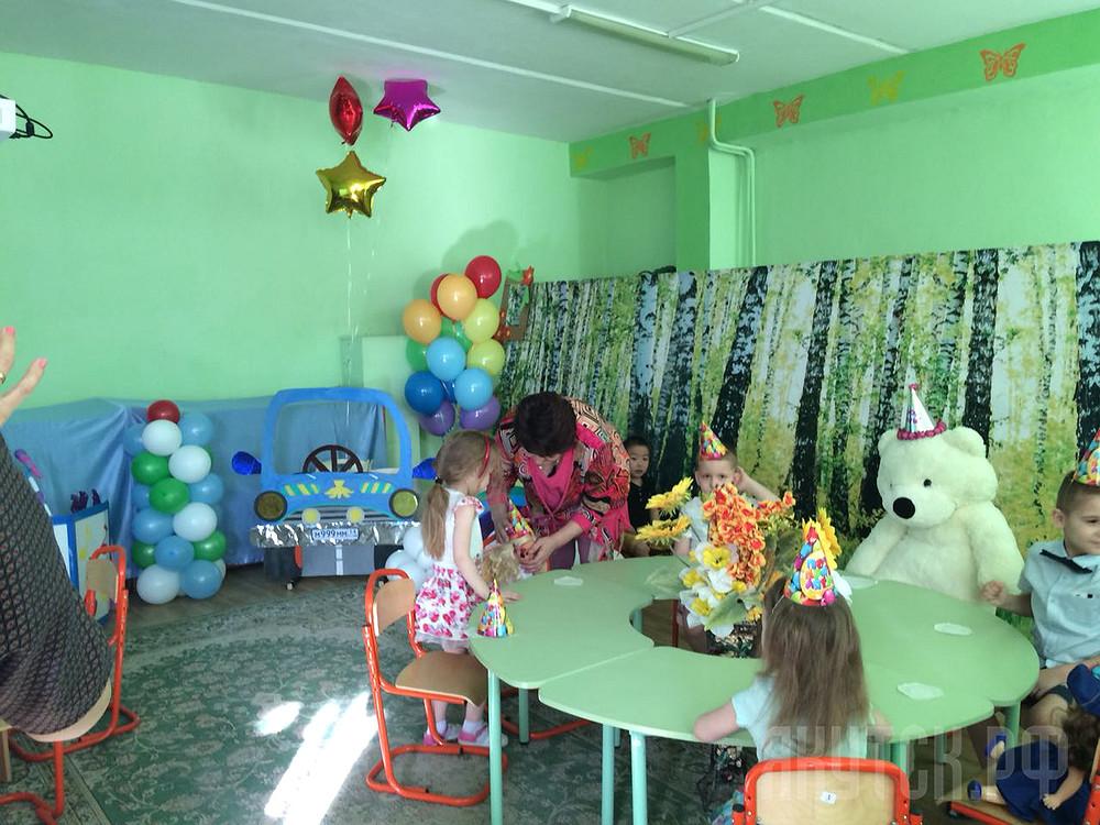 В Губинском округе состоялся конкурс воспитателей