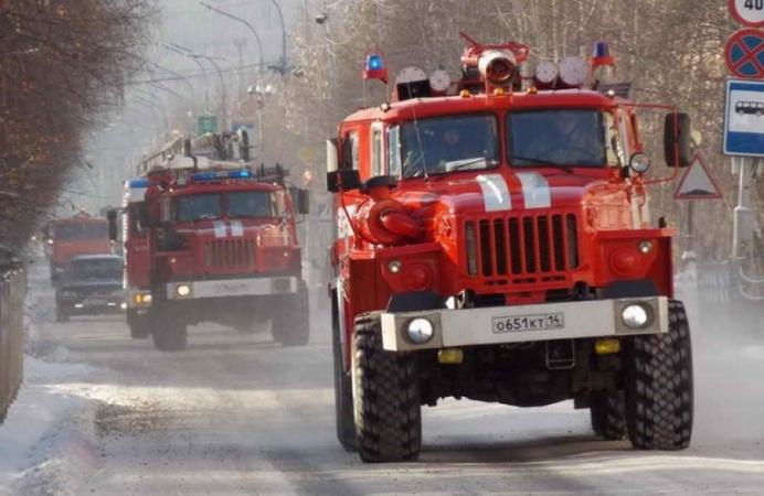 В Якутске проверят пожарную безопасность крупных торговых центров