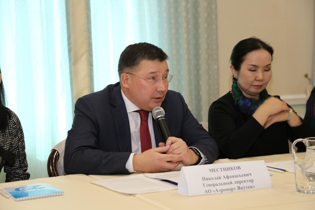 Жители Гагаринского и Строительного округов обсудили с Николаем Местниковым новую систему «Безопасный двор»