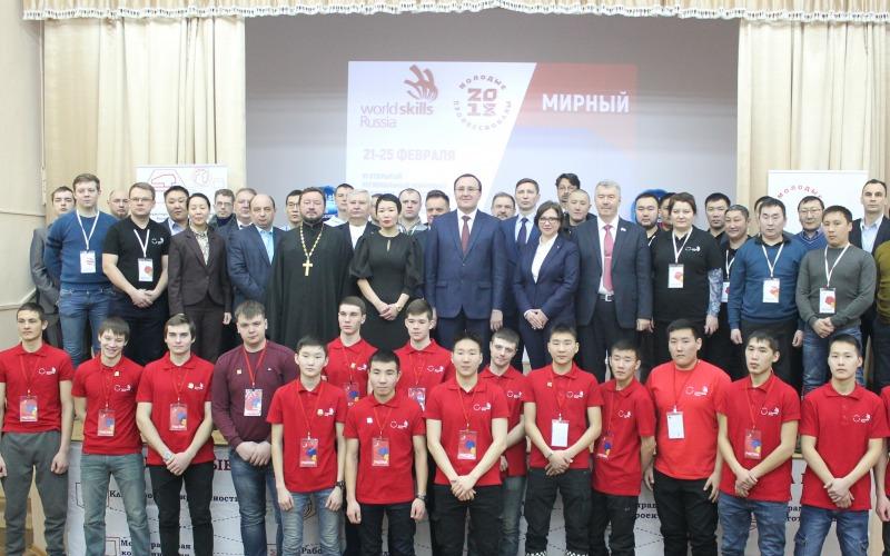 Учреждение среднего профессионального образования из Якутии впервые высоко оценено на межгосударственном уровне